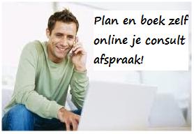 online afspraak boeken, maak online een afspraak, boek zelf je afspraak online, eenvoudig online afspraak maken, massage boeken
