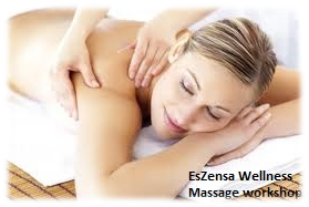 massageworkshop, partnermassage, massage, leren masseren, massage Breda, workshop, vrijgezellenuitje